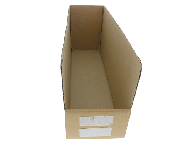 10 sichtlagerboxen lagerboxen lagerkartons lager karton box sichtbox material. Black Bedroom Furniture Sets. Home Design Ideas