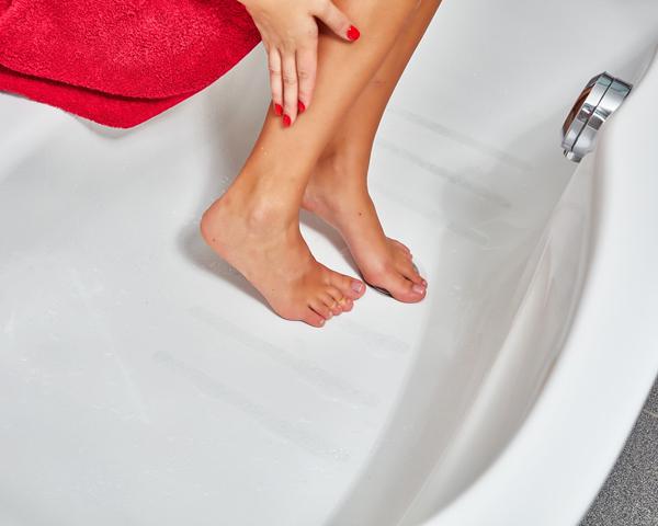 anti rutsch streifen f r dusche badewanne transparent. Black Bedroom Furniture Sets. Home Design Ideas