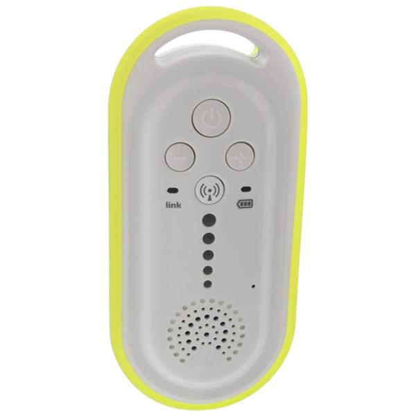 Philips Avent SCD505 SCD506 Babyphone Schutz Hülle TPU Gummi Gelb Tasche f