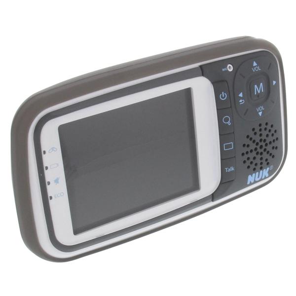 Tasche für NUK Eco Control Handytasche Schutz Hülle TPU Gummi Case Grau